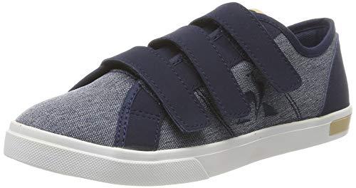 Le Coq Sportif Unisex-Kinder Verdon PS Denim Sneaker, Blau (Dress Blue Dress Blue), 29 EU