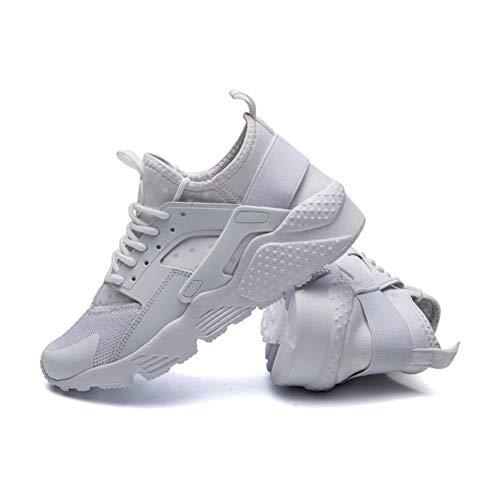 Zapatillas de Deporte Ocasionales de Las Mujeres de la Manera Zapatos Ligeros de Las señoras de la Manera Unisex Primavera Otoño Zapatillas de Deporte al Aire Libre Vulcanize