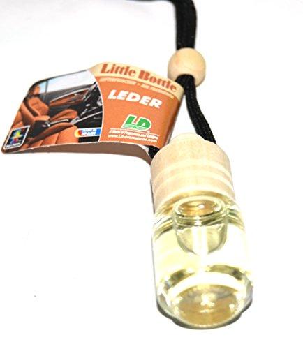 Duftflakon Little Bottle Car Parfume Leather - Lederähnlich- Lederimitatduft 4,5ml