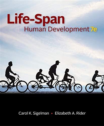 Life-Span Human Development, 7th Edition