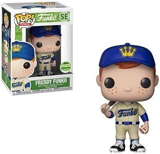 Funko Pop! Baseball Freddy Funko - LE 3000 - ECCC Exclusive