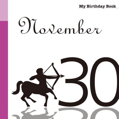 11月30日 My Birthday Bookの詳細を見る