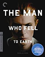 Criterion Collection: Man Who Fell to Earth [Blu-ray]