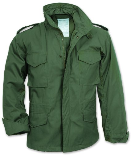 Surplus - Blouson - Manches Longues Homme, Green (Grün), FR : Small (Taille Fabricant : S) (Brand size : S)