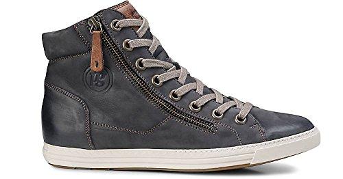 Paul Green Damen Sneaker 1230-271 grau 386179