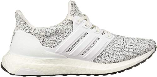 adidas Women's Ultraboost, white/white/neon-dyed, 11 M US