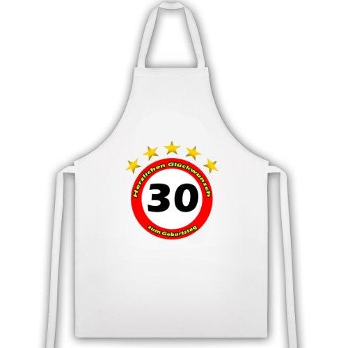 Rahmenlos tablier &le «30» idée cadeau à souhait!