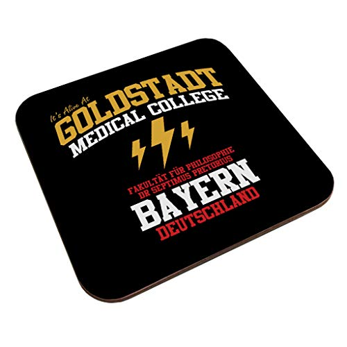 Frankenstein Goldstadt Medical College Coaster