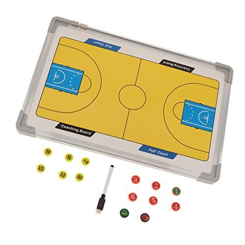 T TOOYFUL Handball Taktiktafel Fussball Coach-Board mit Stifte
