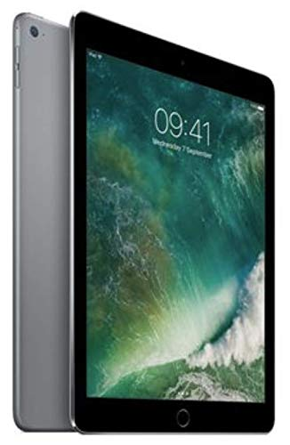 Apple iPad Air 2 128GB Wi-Fi - Space Grey (Renewed)