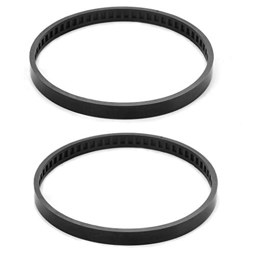 (2 Pack) Bandsaw Rubber Tires - Replacement Tire Part Number 650721-00 Direct Replacement for Porter-Cable Band Saws