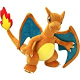 Pokémon Charizard Plush Stuffed Animal Toy - Large 12' - Ages 2+