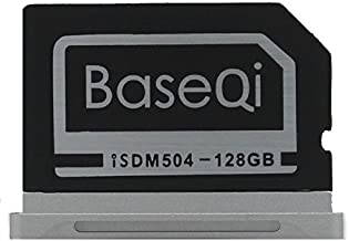 BASEQI Aluminum 128GB Storage Expansion Card for MacBook Pro 15