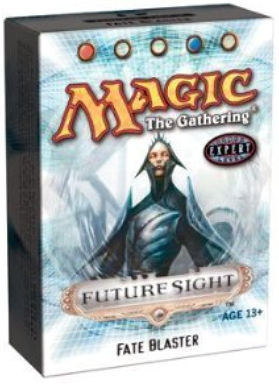 nuevo listado Magic Magic Magic the Gathering (MTG) Future Sight Theme Deck - Fate Blaster (rojo  azul) by Wizards of the Coast  calidad garantizada