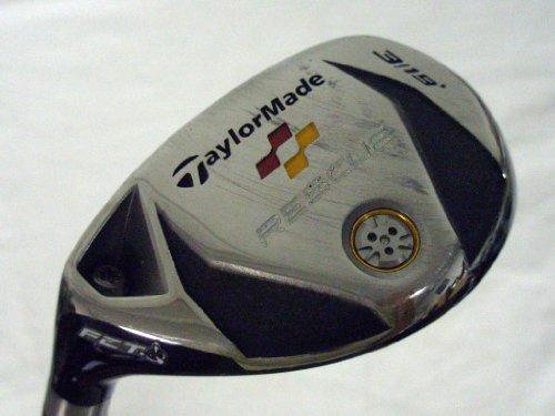 Taylor Made Rescue TP 09 3 Hybrid 19 (Aldila Voodoo, STIFF, LEFT) LH Golf Club