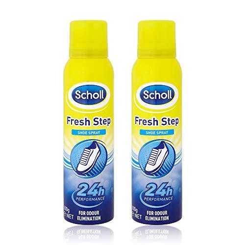 Spray para zapatos Fresh Step 150 ml x 2