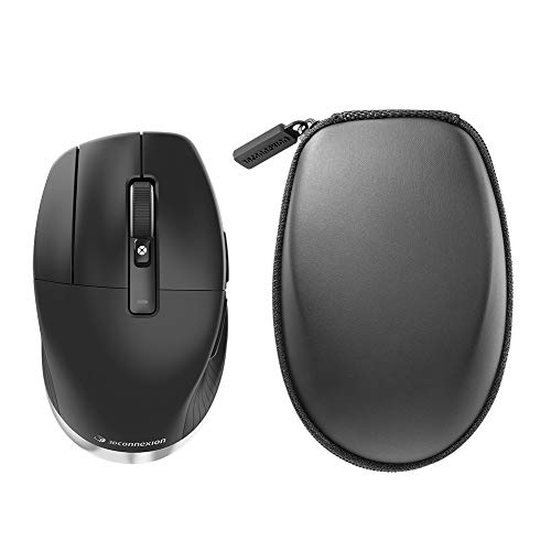 3Dconnexion CadMouse Pro Wireless Left (Ergonomische Maus, optisch, kabellos, Linkshänder)