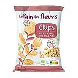 LE PAIN DE FLEURS Chips GARBANZOS 50g LE Pain DE FREURS, Estándar, Único