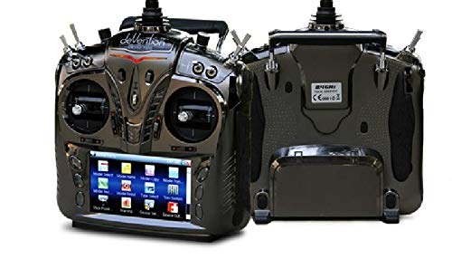 Walkera Sender Devention Devo 12s 2.4 GHZ Telemetrie Touchscree