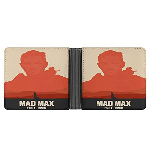 Mad Max Fury Road Geldbörse aus PU-Leder für Kreditkarten, Bargeld etc.