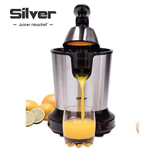 NEW CHEF - Exprimidor Eléctrico de Naranjas y Cítricos Juicer ...