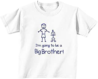 I'm Going to Be a Big Brother Short Sleeve T-shirt