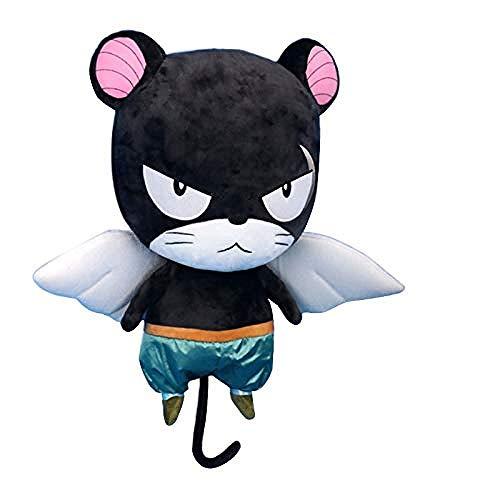 stogiit 50Cm Fairy Tail Panther Lily Anime Peluches de Peluche para bebés Niñas Niños Amantes Niños Mejor Cumpleaños