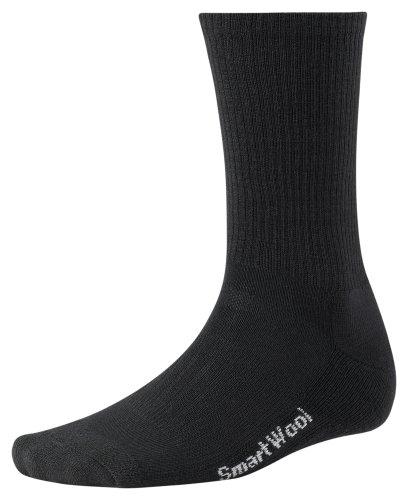 Smartwool Unisex Crew Walk Socks - Light Cushioned Wool Performance Sock for Men and Women