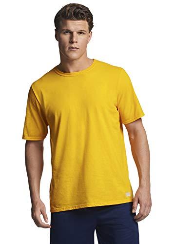 Russell Athletic Essenital - Camiseta de manga corta para hombre