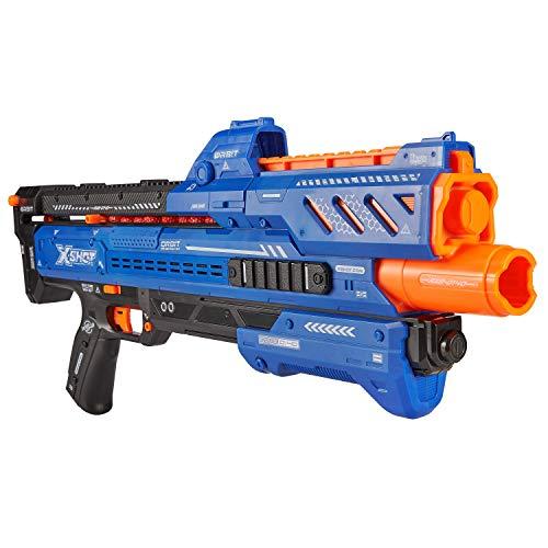 XShop Orbit Pistolen, 36281, Blau, ORBIT-24 Schaumstoffkugeln