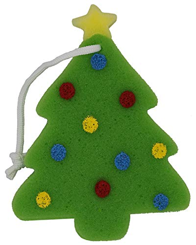 Premium Kids & Baby Animal Bath Sponge (Turtle) Great Gift