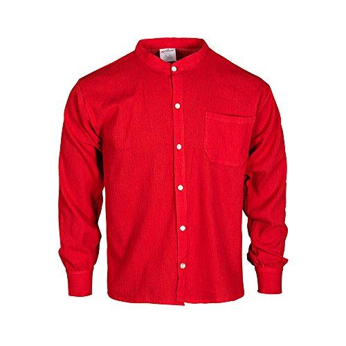 Camisa de Verano, Comercio ético, Estilo clásico, Mangas largas.