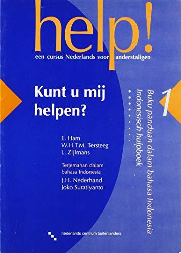 Help! 1 Hulpboek Indonesisch