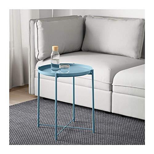 Ikea Gladom Tabletttisch blau 304.119.91 Größe 17 1/2x20 5/8
