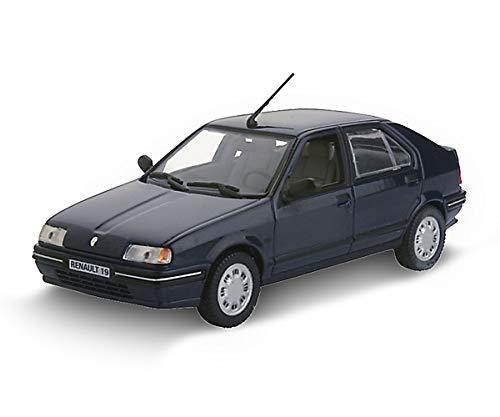 Renault Norev 19 modèle 5 Portes 1988 - Bleu foncé - 1/43ème
