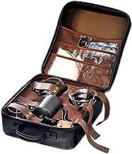 Coffee Bag Set V60-Coffee Travel bag - شنطة القهوه المختصه - حقيبة ادوات القهوه المختصه طقم يحتوي على 7 قطع