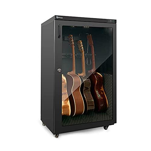 Umidificatori per chitarra, custodia per la cura della chitarra, supporto deumidificatore, per chitarra, ukulele, violino e altri strumenti musicali (CDD-450)