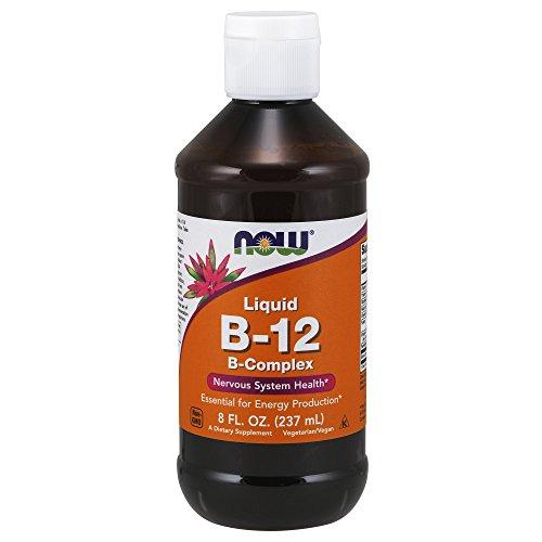 Liquid B-12 B-Complex 8 fl.oz