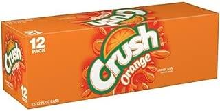 Crush Orange Soda - 12/12 oz.