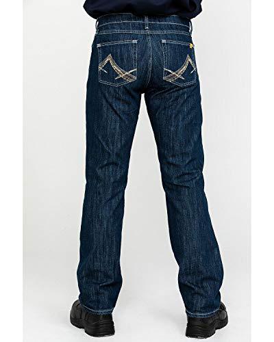 Wrangler Riggs Workwear Men's Fr Flame Resistant 20x Vintage Boot Cut Jean