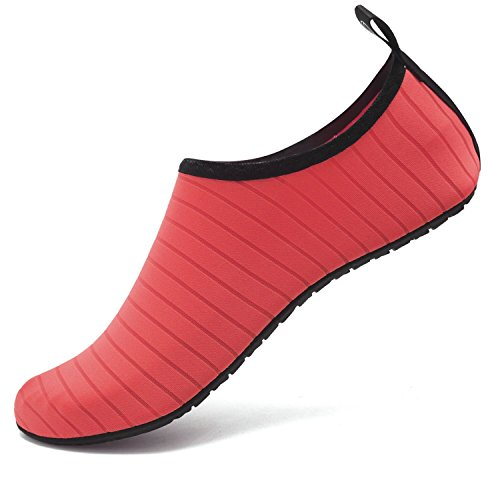 VIFUUR Water Sports Unisex Shoes Pink - 9-10 W US / 7.5-8.5 M US (40-41)