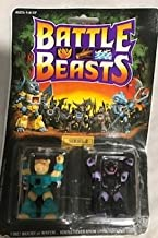battle beasts Series 2 (Sabre Sword Tiger and Pew-Trid Shunk) 1987