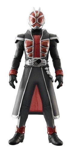 Rider Hero Series Kamen Rider Wizard01 Kamen Rider Wizard Flame style (Completed)