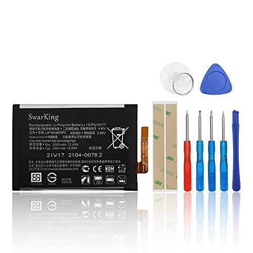 SwarKing Batería de repuesto compatible con Sony Xperia XA2 /XA2 Plus XA2P / L2/L3 LIP1654ERPC con kit de herramientas.