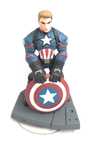 CAPTAIN AMERICA FIRST AVENGER Disney Infinity 3.0 Marvel NEW figure CIVIL WAR by Unbranded