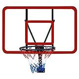 Tablero de Baloncesto Canasta de Baloncesto de Pared, aro de Baloncesto del Ocio Adulto, Tablero de Entrenamiento de Baloncesto Juvenil al Aire Libre
