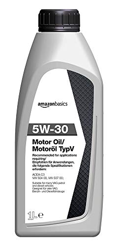 AmazonBasics – Motoröl 5W-30 Typ V, 1 l