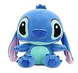 Giant Stuffed Toy - Giant Stitch Stuffed Plush Toy 35-80cm(14-35inch) - Stuffed Toy for Baby - Animals Stuffed Toy - Great Christmas & Birthday Gifts (80cm, Blue)