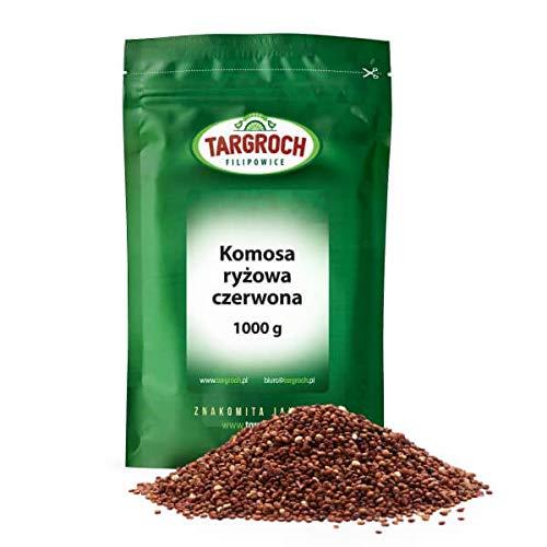 Red quinoa 1000g Targroch