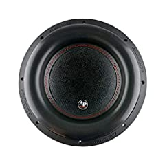 HIGH QUALITY SUBWOOFER: High-performance subwoofer adds a whole new dimension to your audio experience 4 LAYER COIL: Features 15-inch composite cone with 4-layer dual voice coil for incredible performance PRISTINE QUALITY: 250-ounce magnet achieves c...